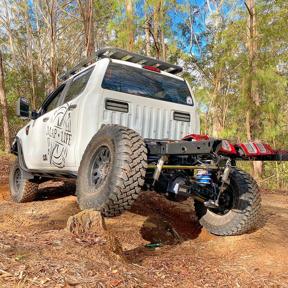 Maplife, coil conversion, ford ranger, power curve performance